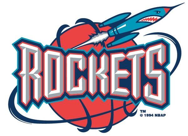 NBA Houston Rockets Logo
