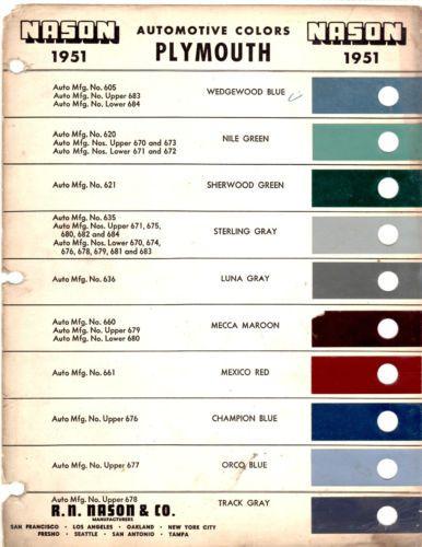 231 best Chips/\Codes/\Paint #'s images on Pinterest ...