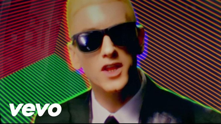 Eminem - Rap God (Explicit) erika houmard I hate it when people compare Eminem to God.  I mean he's good and all, but he's no Eminem.