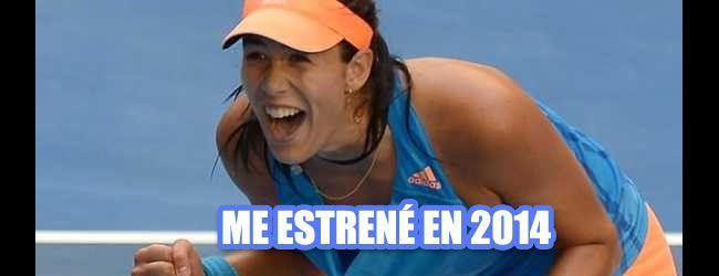 14 tenistas estrenaron títulos en la WTA en 2014  Read more at: http://www.flashtennis.com/torneos-de-tenis-14-tenistas-estrenaron-titulos-en-la-WTA-en-2014 Copyright © Flashtennis