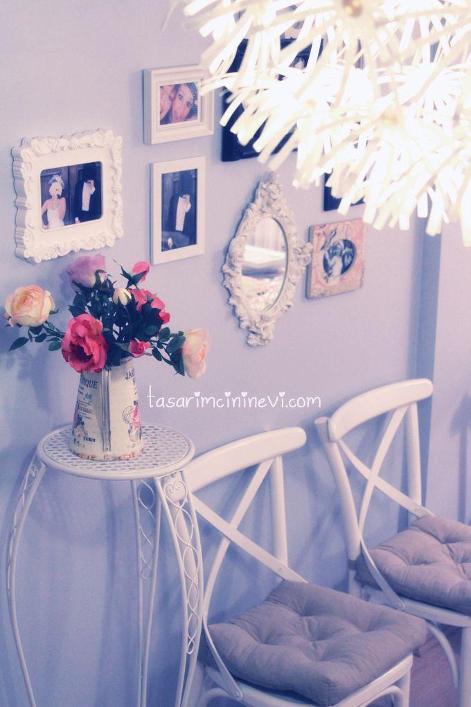 Gel seni en sevdiğim ev eşyalarım ile tanıştırayım:)