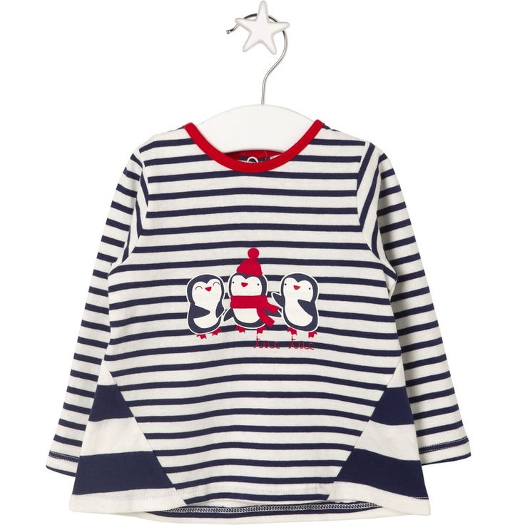 Tee-shirt à rayures fille save the whales para naissance (0 - 3 mois)   tuc tuc