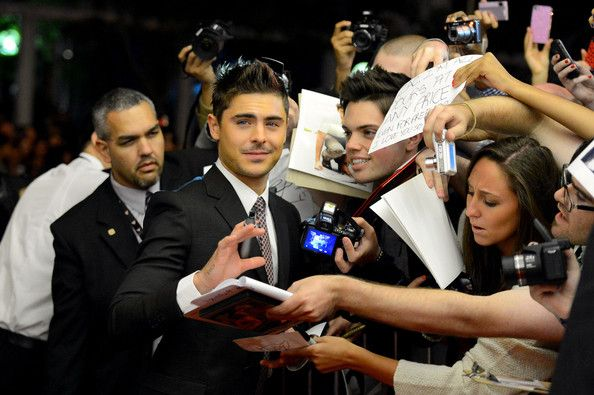 "Zac Efron Photo - ""At Any Price"" Premiere - 2012 Toronto International Film Festival"