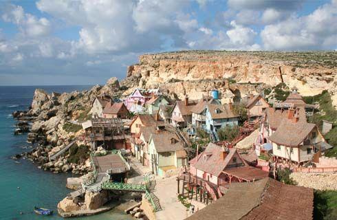 Popeye, Malta