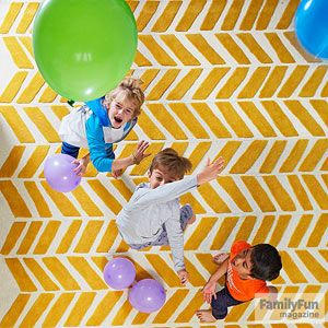 Game On: Kids can shake their sillies out with a few of these ridiculous romps. Bonus: If you tire them out early, you'll have a shot at catching a few winks yourself.