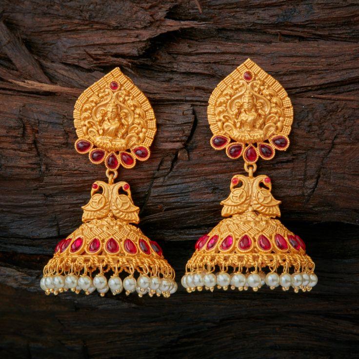Kushal Earrings www.shopzters.com