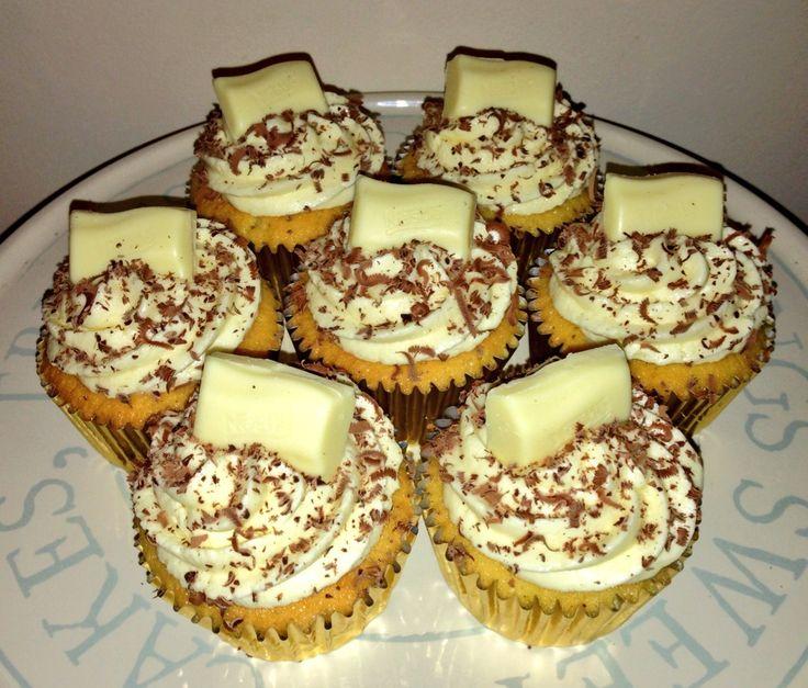 Milkybar muffins