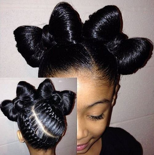 braid hair style 66 best hair bow styles images on kid hair 1846