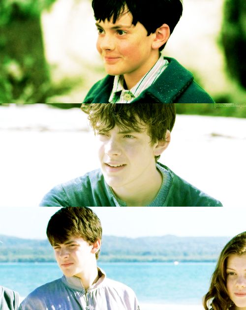 Edmund through the movies.