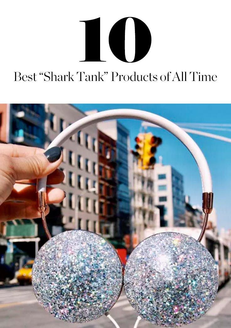 "The Best ""Shark Tank"" Products of All Time via @PureWow"