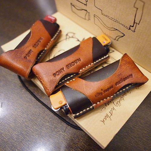 Leather Lighter Holder http://scription.typepad.com/blog/2012/04/pony-browns-visit-to-hong-kong.htm