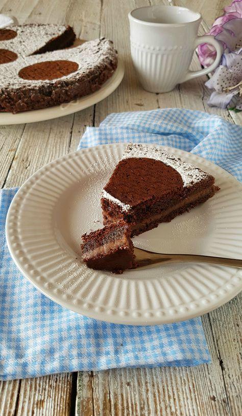 TORTA LIBIDINE non ha bisogno di presentazione! Un ripieno goloso e cremoso di Nutella e mascarpone #Ilmondodiadry #libidine #nutella #torta #mascarpone #foodporn #yummy SCOPRITE LA RICETTA