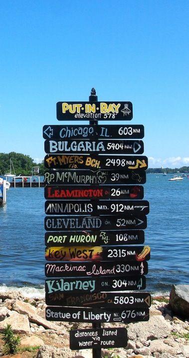 Put-in-Bay, South Bass Island, Ohio