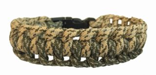 How to make a Mamba Paracord Bracelet, you will need these paracord supplies. 10 feet of paracord, two 5 feet pieces if you want a 2 color paracord bracelet. A...