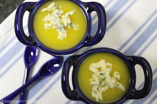 sopa mandioquinha com queijo gorgonzola_F&F