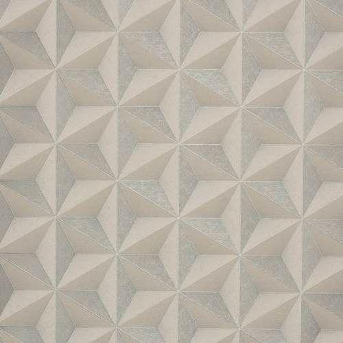 b1dbe11c6 Papel Parede Branco Aspecto 3d Geométrico Adesivo Contact - R  43