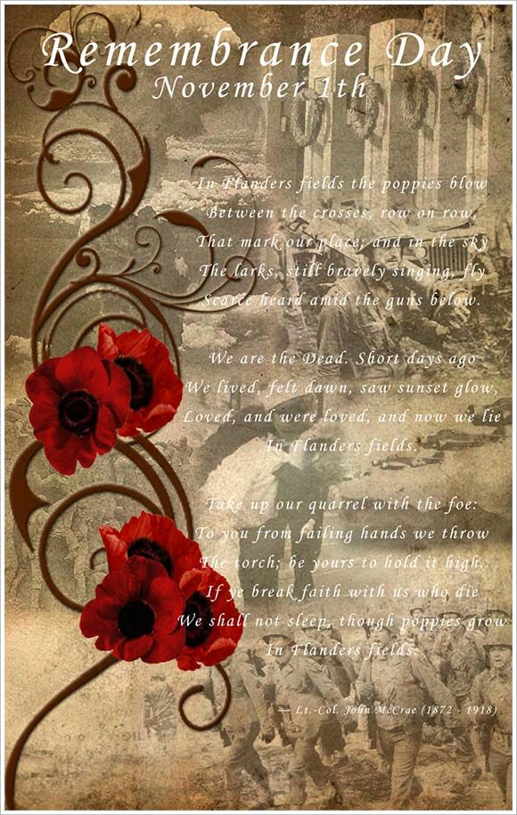 It is Remembrace Day today here in the UK, 2 minutes silence at 11am on 11.11.11 Remembering all those brave soldiers of every war who paid the ultimate sacrifice. This Sunday we have the laying of the wreaths at The Cenotaph, London