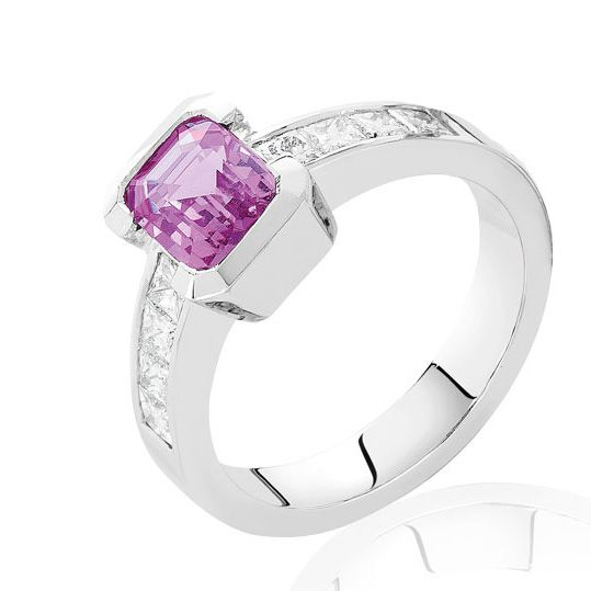 Coloured Gemstone Rings Archives - Stones Diamonds