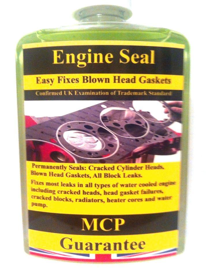 ENGINE BLOCKS SEAL HEAD GASKET CYLINDERS ENGINE DIY SEALANT REPAIR.PROFESSIONAL
