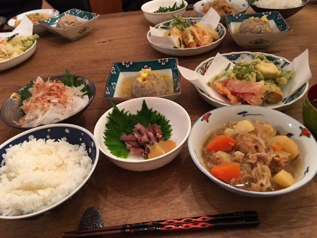 春野菜を使って|堀ちえみオフィシャルブログ「hori-day」Powered by Ameba