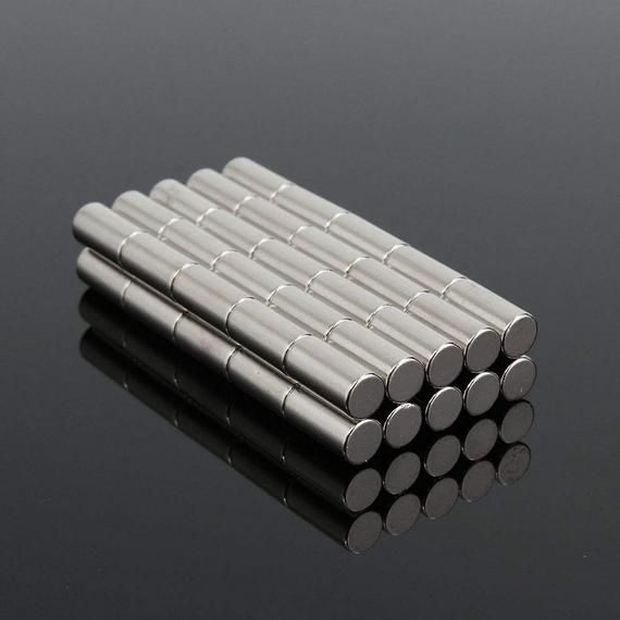 Round Cylinder Super Strong Blocks Rare Earth Neodymium Magnets
