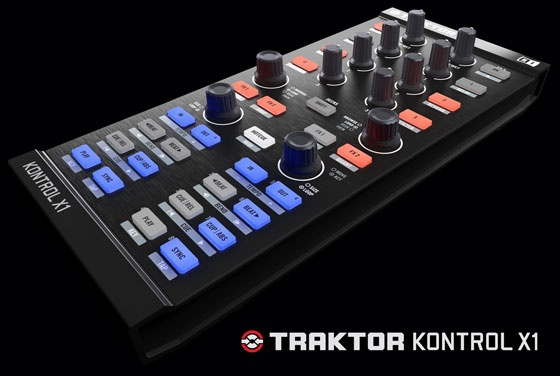 Getting to grips with the X1. Essential to getting the most out of Traktor