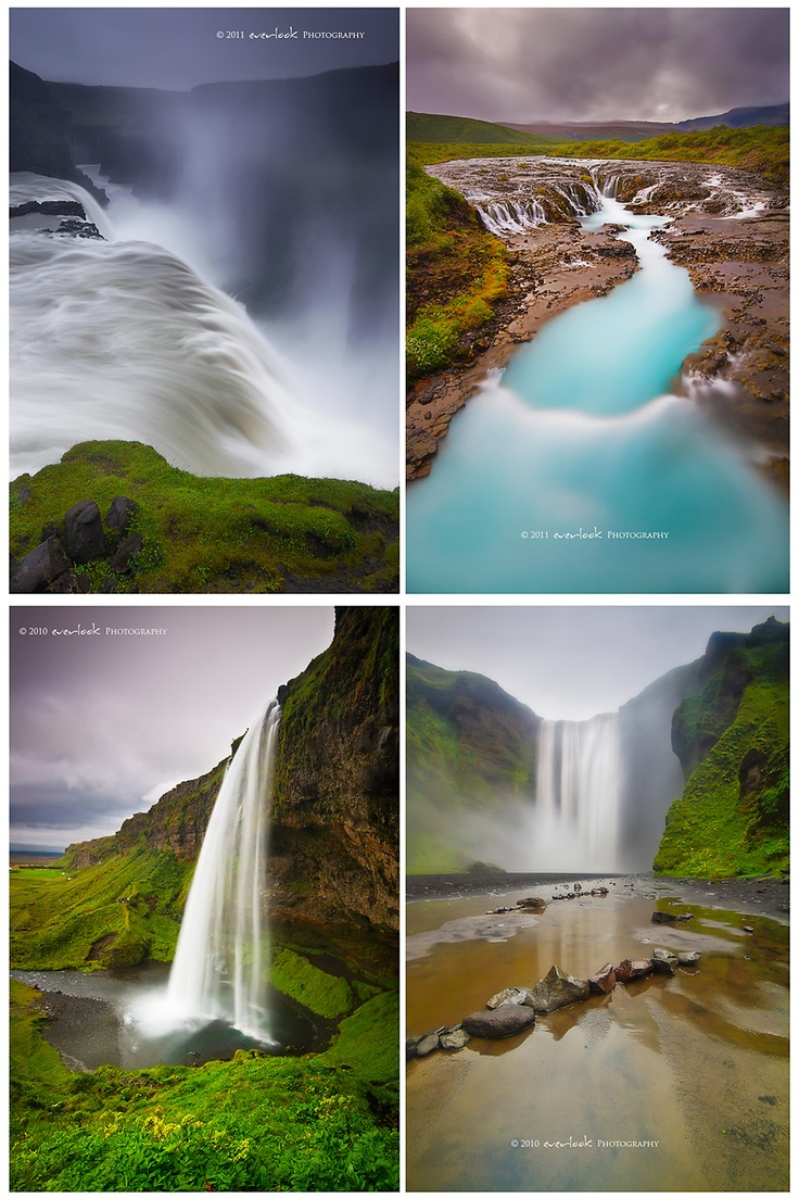photographing the amazing country of Iceland