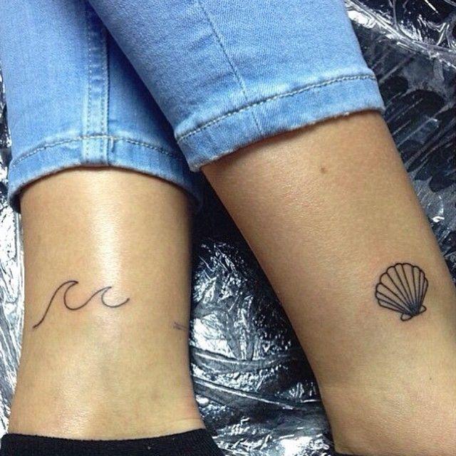 11 besten camino shell tattoos bilder auf pinterest muschelt towierungen santiago de. Black Bedroom Furniture Sets. Home Design Ideas