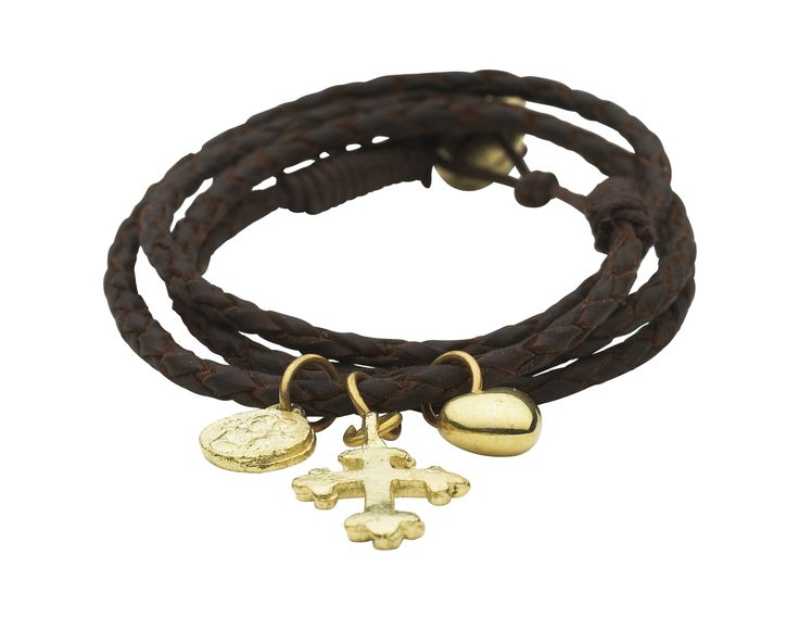 Beautiful bracelets with gold pendants by Lisbeth Dahl Copenhagen Spring/Summer 13. #LisbethDahlCph #Jewellery #Beautiful #Bracelets #Gold #Pendants