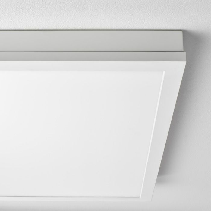 Floalt Led Light Panel Dimmable White Spectrum 24x24 With