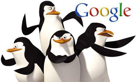 Penguins of Madagascar vs Google?  Just smile and wave, boys!