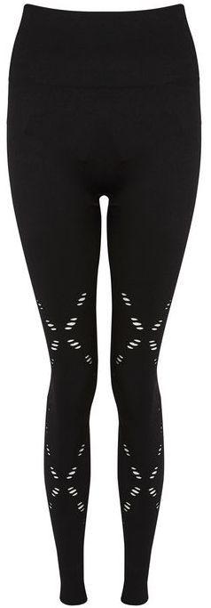 Ivy Park Seamless criss cross leggings