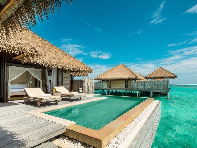 Ilhas Maldivas: Maalifushi by COMO