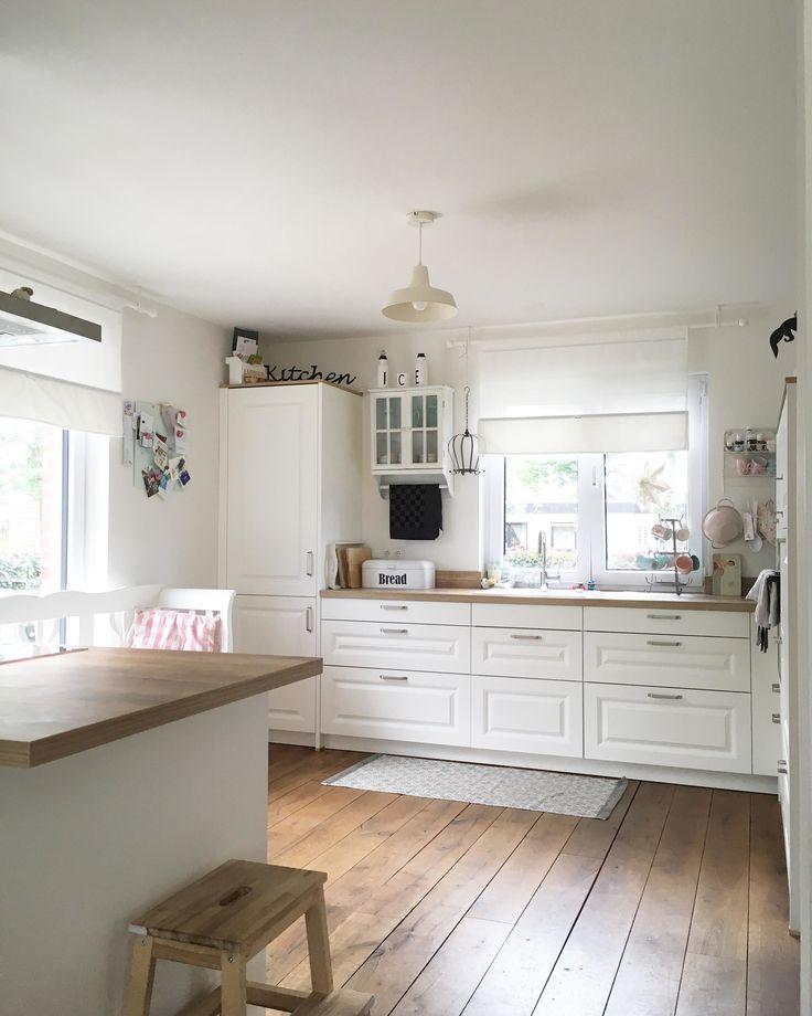 moderner landhaustil im altbau von 1964 | küche landhaus