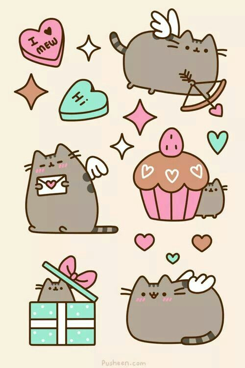 Pusheen the Cat: Valentine