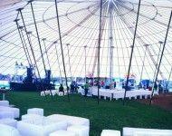 Carpas estilo circo para grandes eventos en Monterrey