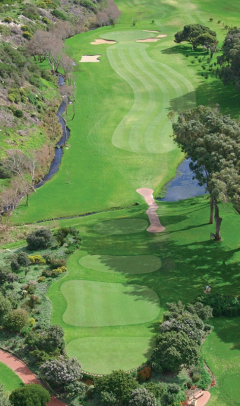 Clovelly Cape Town 3rd hole