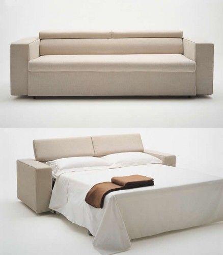 Sofá cama casa playa