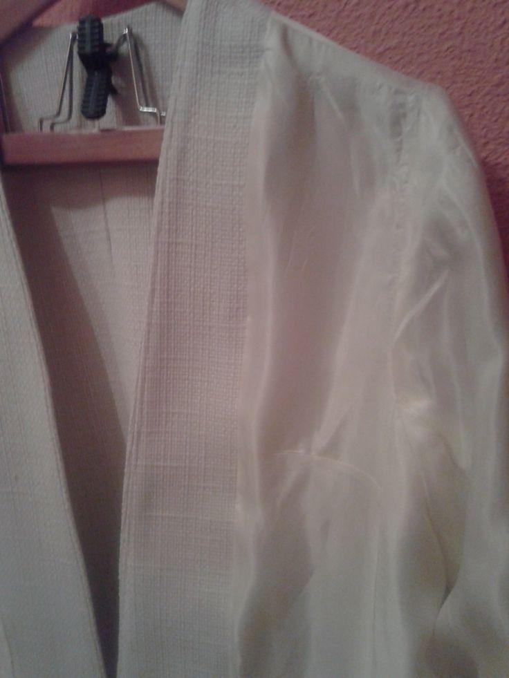 Cómo coser un forro a una chaqueta