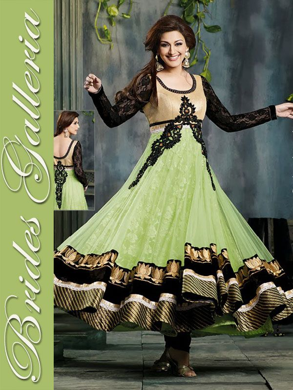 Sonali Bendre Pastel Green Anarkali Suit Pastel Green Designer Anarkali Suit [BGSU 13326] - 756NKr : Punjabi Suit, Designer Sarees , Anarkali Suit, Salwar Kameez, Bridal lehenga Choli, Churidar Kameez, Anarkali Suit, Punjabi Suit Designer Indian Saree, Wedding Lehenga Choli