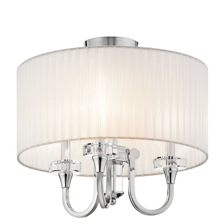View the kichler 42630 parker point 3 light semi flush indoor ceiling fixture at lightingdirect