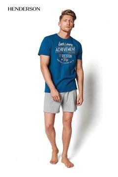 Piżama PJ020 34975-67X Morskozielona