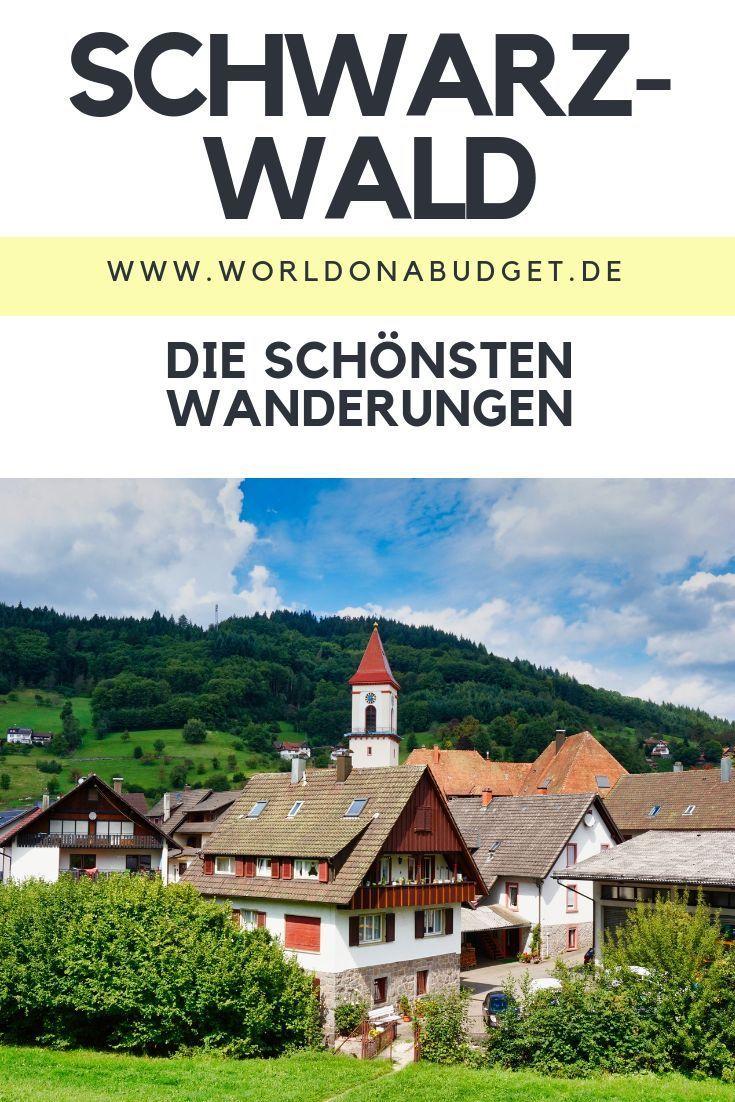 Die schönsten Routen und Wanderungen zum Wandern im Schwarzwald. Ganz gleich…   – Deutschland Reisen | Tipps & Ziele