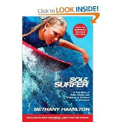 Soul Surfer - Movie Tie-In: A True Story of Faith, Family, and Fighting to Get Back on the Board $10.99