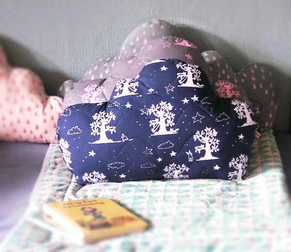 """Get cosy with our new quilt cloud cushion and baby blanket Simply  """"hygge """" www-normadot.com www.normadot.etsy.com"""
