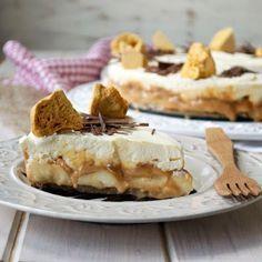 Easy Banoffee Cheesecake Recipe