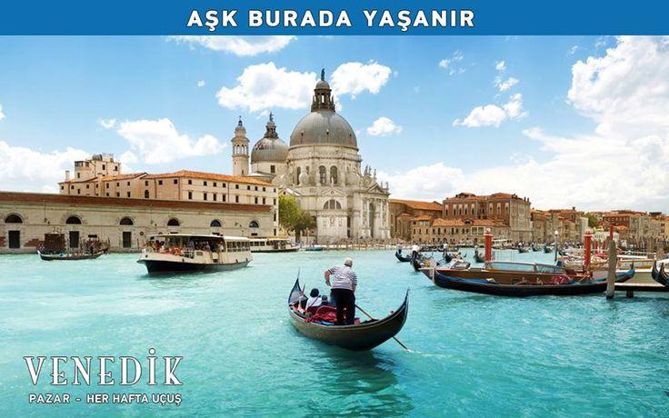 Dünya miras listesindeki muhteşem yüzen şehir. Karnavalları, Gondolları, Tarihi eserleri, Kentin her köşesinde bulunan sanat gösterileri, İtalya'nın en romantik şehri Venedik...  http://www.wts.com.tr/venedik-turu.html