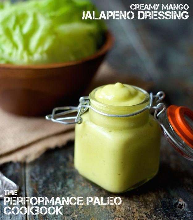 Mango Jalapeño Dressing Recipe | stupideasypaleo.com #paleo #dressing ...
