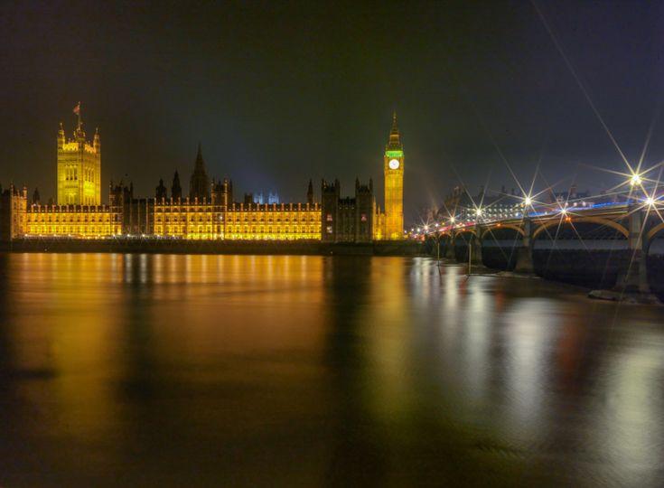 Views From Westminster Bridge