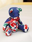 岩川旗店 大漁旗クマ!  bear made by japanese flag